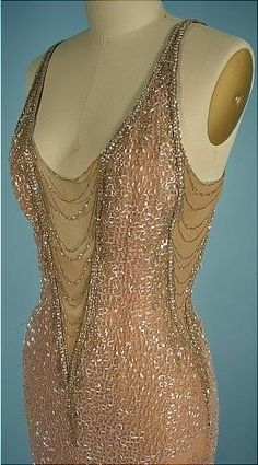 Bob Mackie Gown Worn by Cher at the 1983 Academy Awards