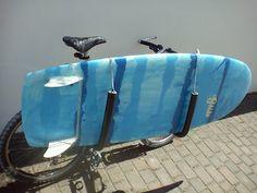 bike surfrack homemade