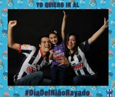 Jaz Garza Somos una #FamiliaRayada y mi muñeca amaría ir al #DiaDelNinoRayado Pliz Club de Futbol Monterrey Oficial. Queremos boletos!!!!