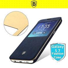 Neo Generation Baseus Samsung Galaxy S7 G9300 and Galaxy S7 Edge Flip Case (Galaxy S7 - Navy) Baseus http://www.amazon.com/dp/B01DHCMA3M/ref=cm_sw_r_pi_dp_XFwdxb01ZDS34