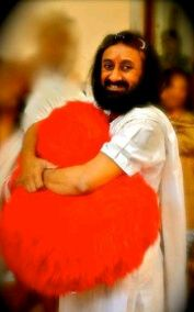 'Love is not an emotion, it is your very existence.' - Sri Sri <3 www.srisrimiracles.com