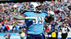 Tennessee Titans Tight End Jared Cook Looks for Contract Extension with Team