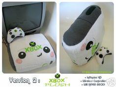 Soft, cuddly and adorable Xbox 360 plushies | Joystiq