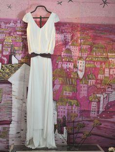Vestido de Novia Formentera. www.23demikloset.es