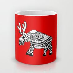 You're wearing a sweater! Mug by Casey Virata | Society6