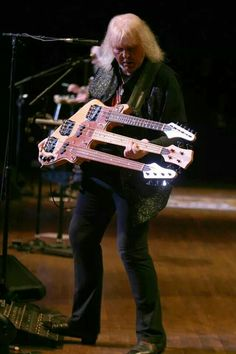 The inimitable Chris Squire