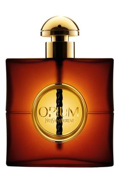 Yves Saint Laurent Beauty Yves Saint Laurent 'Opium' Eau de Parfum Spray available at #Nordstrom A little old fashioned but I still like this scent.