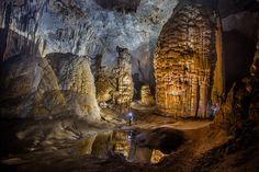 世界最大の洞窟(ベトナム)