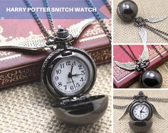 Harry Potter Snitch Watch
