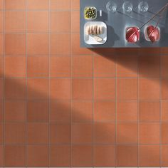 Achieve this look by using Earth Stone Quarry Tiles from Walls and Floors. Quarry Tiles, Stone Quarry, Stone Flooring, Kitchen Flooring, Expensive Stones, Southwestern Decorating, Porcelain Tile, Backyard Patio, Warm Colors