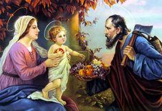 Religiosidade Virtual: Sagrada Família