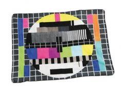 Test Card Blanket Picnic Blanket, Outdoor Blanket, Test Card, Tv, Childhood Memories, Cards, Television Set, Maps, Playing Cards