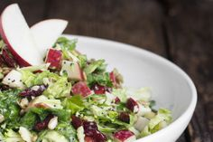 9 amazing fall salad recipes that will keep you from missing summer. Or at least summer salads.