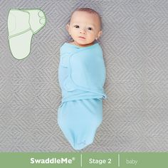 Summer Infant® SwaddleMe® Swaddles - 3 pack- these are awesome as i found traditional swaddling to be a pain. Bubb was swaddled for months; molly didn't want to be swaddled at all Cute Baby Gifts, Best Baby Gifts, Baby Gift Sets, New Baby Shopping List, Swaddle Wrap, Baby List, Fantastic Baby, Baby Wraps, Mom And Baby