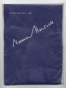 NOS Vintage Norman Hartnell Run Resistant Enkalon Nylon Melodie Stockings Circa 1960s 1970s - U.K. Size 6-7 34-35 #FollowVintage
