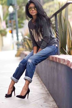 25 Practical & Amazing Casual Outfits For Women [photos]