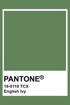 Pantone Color Chart, Pantone Colour Palettes, Pantone Colours, Art Furniture, Pantone Tcx, Pantone Green, Green Name, Crazy Colour, Color Stories