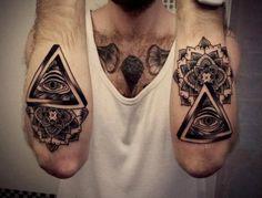 illuminati tattoo - Szukaj w Google
