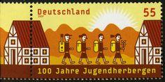 Deutschland 2009 - Jugendherbergen