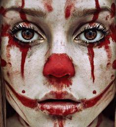 Christina Otero clown