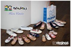 Nos encanta #Pataletas y #MaríaCatalán y nos encantan sus modelos para nuestra colección de primavera-verano. #Calzado infantil de #vestir de calidad inmejorable y a muy buenos precios. http://www.piesinos.es/34_pataletas-maria-catalan