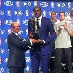 Kevin Durant MVP... I love the color of his suit for bridesmaid dresses!