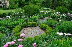 Gartenzauber | Cottage-Gärten - Gartenzauber