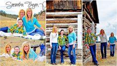 Samantha  Fagan Photography Family portrait poses