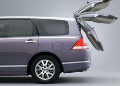 2004 Honda Odyssey L Type Japanese Version
