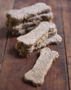How To: Make Spent Beer Grain Dog Treats Recipe