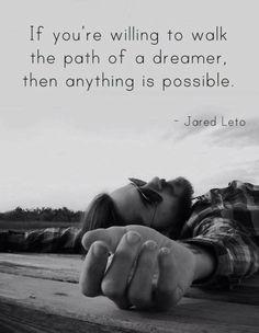 Jared Leto quote