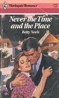 Never the Time and the Place by Betty Neels
