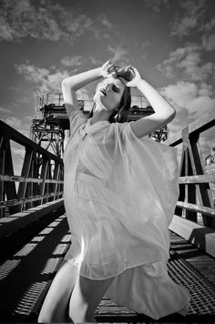 Romance and Rivets ft. Bec Downes, by Diana Melfi.