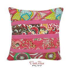 Pink Decorative Pillow DIY Home Decor Craft PL77