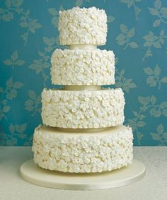 18. A traditional or non-traditional cake #wedding #modcloth