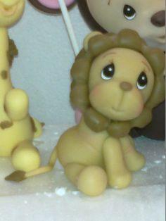 Un feroz león!!!!!!!!!