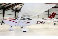 Cessna for Sale - Globalair.com Cessna Aircraft, Used Aircraft, Cessna For Sale, Airplane For Sale, Vinyl Trim, Engine Pistons, Paint Stripes, Ads