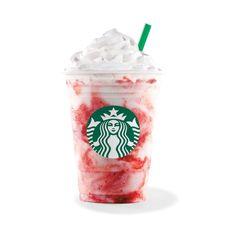 Bebidas Do Starbucks, Starbucks Drinks, Starbucks Coffee, Coffee Drinks, Starbucks Strawberry Frappuccino, Frappuccino Recipe, Frappe, Baileys Irish Cream, Starbucks Recipes