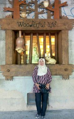 Wooderful life, wood craft, Kaohsiung