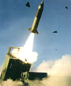 MLRS firing an ATACMS block 2 missile. - Image - Army Technology
