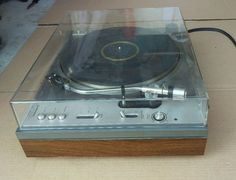vtg pioneer PL-117D stereo turntable record player,vintage record player stereo  | eBay