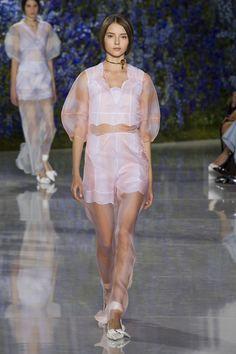 Raf Simons final show for Dior @ Paris Fashion Week SS16 #rafsimons #dior #PFW #ss16