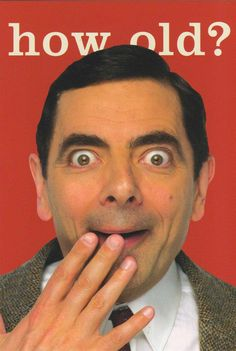 Mr Bean Happy Birthday