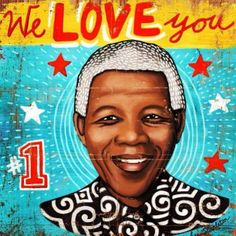A man as great as Nelson Mandela inspires so many of us and all in different ways. Here are some of my favorite Nelson Mandela-inspired art. Nelson Mandela, Mandela Art, Arte Popular, Marie Curie, Pop Art, Street Art, South African Design, Terms Of Endearment, Folk