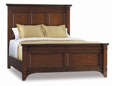 Shop for Hooker Furniture Panel Headboard 6/0-6/6, 637-90-267, and other Bedroom Beds at Goods Home Furnishings in North Carolina Discount Furniture Stores Outlets. Abbot Place, takes a hip spin on traditional styling for a look that blends the best of classic American influences with fresh, updated design.