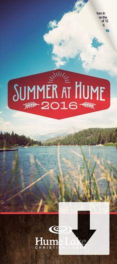 Summer at Hume - Hume Lake Christian Camps
