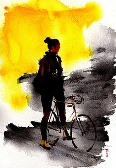 madaboutbike: bicycle art