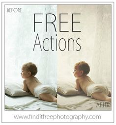 Get FREE Actions and other free photography stuff at this site!