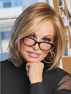 Womens Hair Styles Hairstyles For Women Over 60 With Glasses  Pinterest  Glass