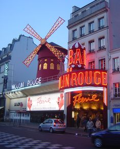 I remember having our picture taken here under the bright lights our first night in Paris.